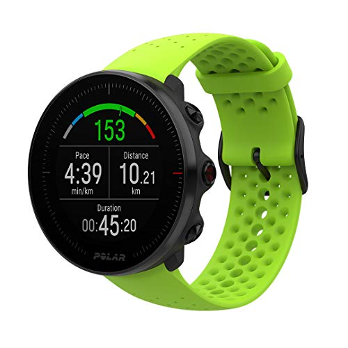 POLAR VANTAGE M -Advanced Running & Multisport Watch with GPS and Wrist-based Heart Rate (Lightweight Design & Latest Technology) from Polar