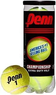 Penn Championship Extra-Duty Felt Tennis Balls Can - 3 Count per Can