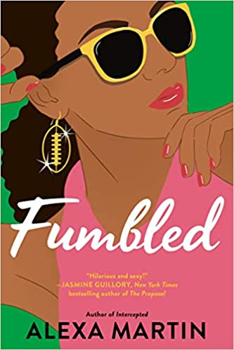 Image result for fumbled book