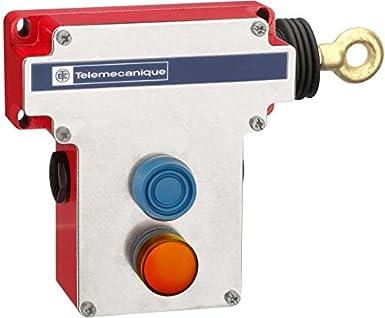 Schneider Electric XY2CE1A296 Tripwire Switch RH Side, Trip Wire ...