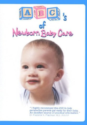 ABC's of Newborn Baby Care - Artist Not Provided