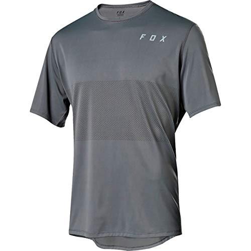 (Fox Racing Ranger Jersey - Men's Grey Vintage,)