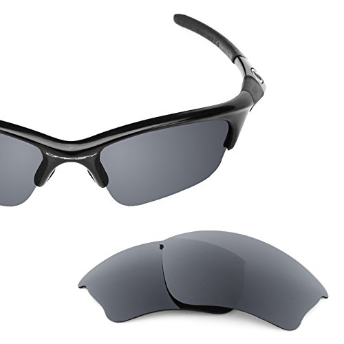 Revant Polarized Replacement Lenses for Oakley Half Jacket XLJ Smoke Grey by Revant