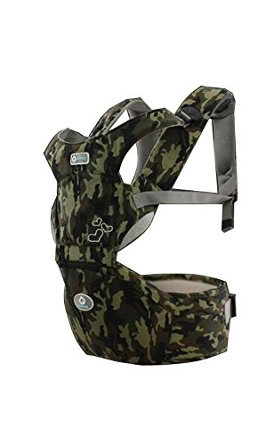 Camo Backpack Carriers - 8