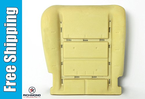 Replacement Seat Upholstery - 9