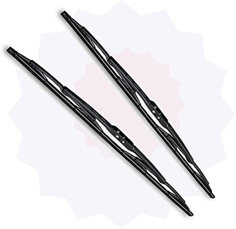 Set of 2 Online Automotive WBVLAST14 3018 Front Standard Windscreen Wiper Blades