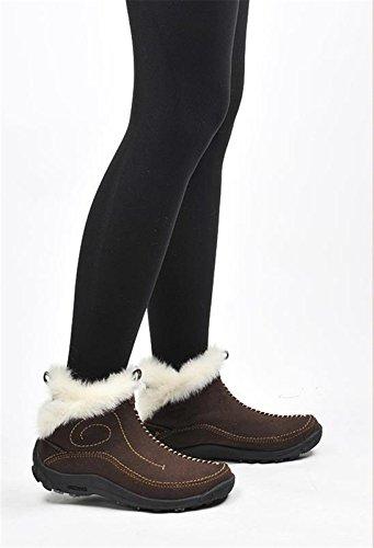 De Au Bottines Hiver Chaud Givre Bottes Neige Coton Epaissir Femmes Chaussures Nouveau wzfqRn6R