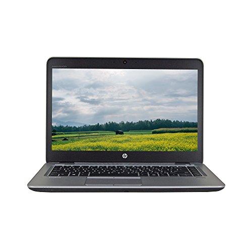 "HP EliteBook 745-G3 14"" Notebook, AMD A8-8600B Quad-Core, 128GB Solid State Drive, 8GB DDR3, Win10Pro (Certified Refurbished)"
