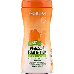 Flea and Tick Carpet and Pet Powder for Pets