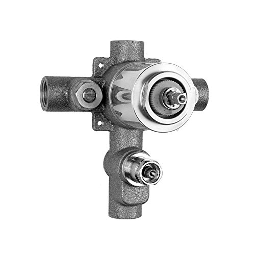 Jaclo J-DIV-CSV Cycling Valve with Diverter, Rough by Jaclo