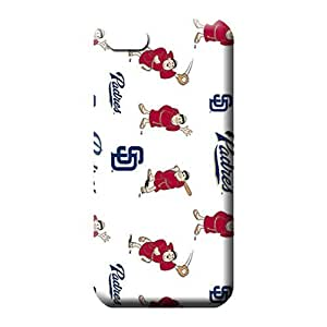 diy zhengiPhone 6 Plus Case 5.5 Inch Slim Back Perfect Design phone cover case san diego padres mlb baseball