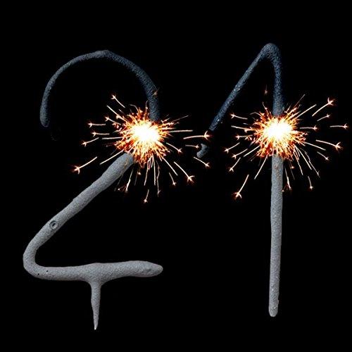 Phenomenal Fancydresscoz Geburtstagsfee 21St Birthday Cake Decoration Funny Birthday Cards Online Drosicarndamsfinfo