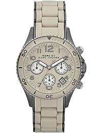Marc by Marc Women's MBM2591 Beige Stainless-Steel Quartz Watch