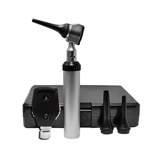 Veterinary Otoscope Ophthalmoscope Set, ENT, Vet, Ear, Eye, Diagnostic, Premium