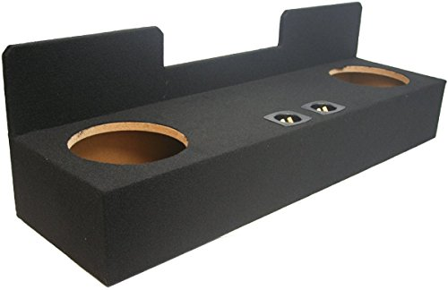 ASC TOY-2X12-TCMA-EXT-95/04 1995-2004 Toyota Tacoma Extended Cab Truck Dual 12-Inch Sealed Subwoofer Enclosure