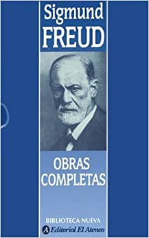 Book Obras Completas Sigmund Freud (Biblioteca Nueva / New Library) (Spanish Edition) by Sigmund Freud (2003-06-02)