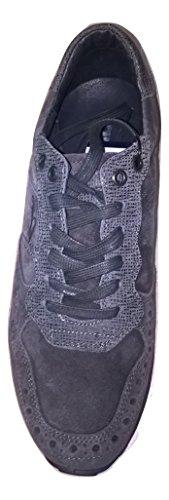 IGI&Co 67261 Wildleder Anthrazit Herren Sneaker