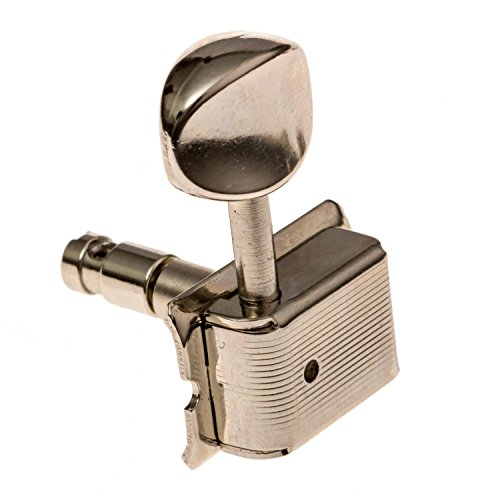 Allparts TK-0779-001 Gotoh Locking Tuners Nickel ()