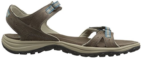 Blue Women's Sandals Canyon Hiking Santiam Mud Columbia xnwRpC7vqn