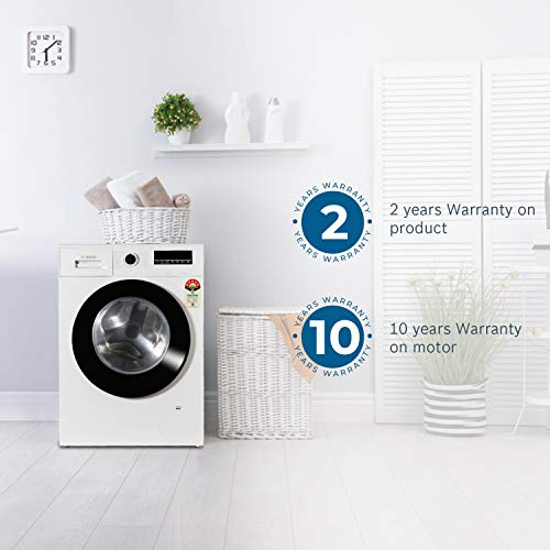 Bosch 8kg Front Load Washing Machine Review