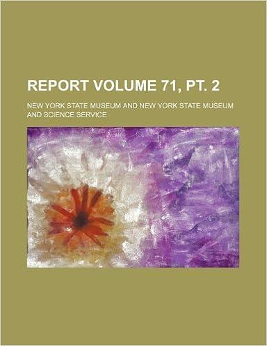 Report Volume 71, pt. 2