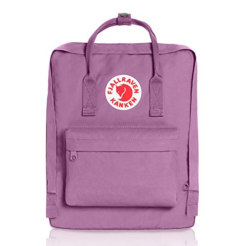 Fjallraven - Kanken Classic Pack, Heritage and Responsibility Since 1960, One Size,Orchid ()