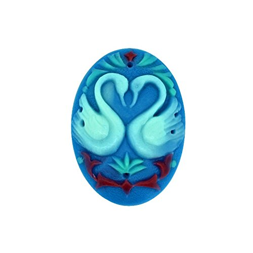 two-swans-in-love-oval-soap-mold