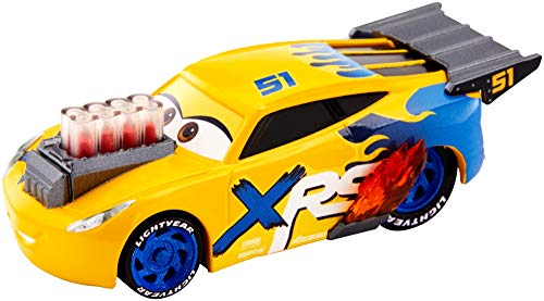 Disney Pixar Cars XRS Drag Racing Cruz Ramirez (1 18 Scale Diecast Drag Racing Cars)
