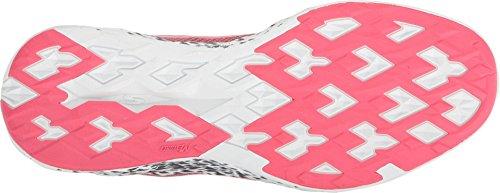 Skechers Womens Go Meb Razor 2 Charcoal/Pink Ns0ksv