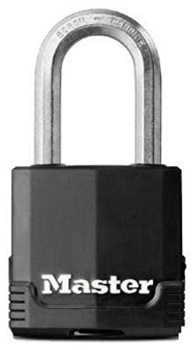Master Lock Padlock Magnum 1-3/4'' 1-1/2'' Ka To Key # 2682 Steel