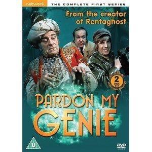 Pardon My Genie
