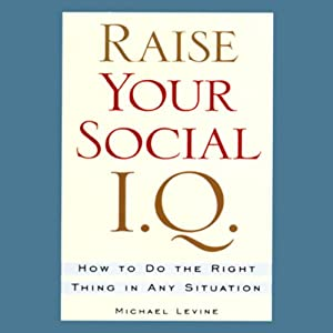 Raise Your Social I.Q. Audiobook