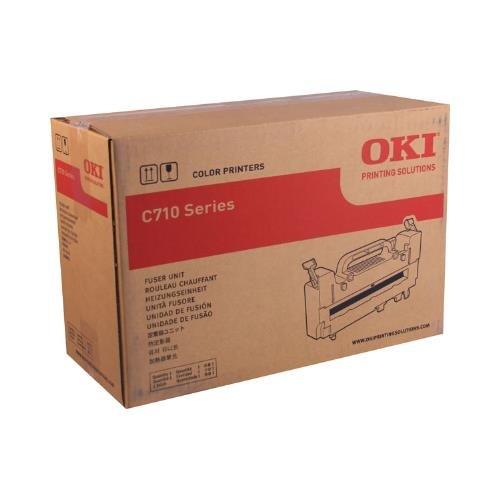 Oki 43854901 OEM Color Laser Maintenance - C710 Series Fuser Unit (120V) (60000 Yield) OEM