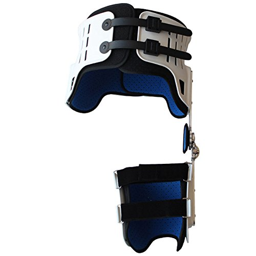 Hip Abduction Fixtion Orthosis For Dislocation of Hip Joint Leg Injury Hip Replacement Lower Limbs Extremity Paralysis Fixed (Left Side, S)