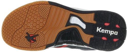 Kempa Flash Women 200846301 - Zapatillas de balonmano para mujer Gris