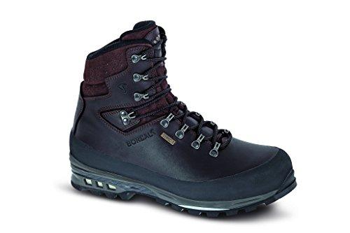 Boreal Kovach Full Grain-Chaussures de VTT pour homme, couleur grain, Taille 6