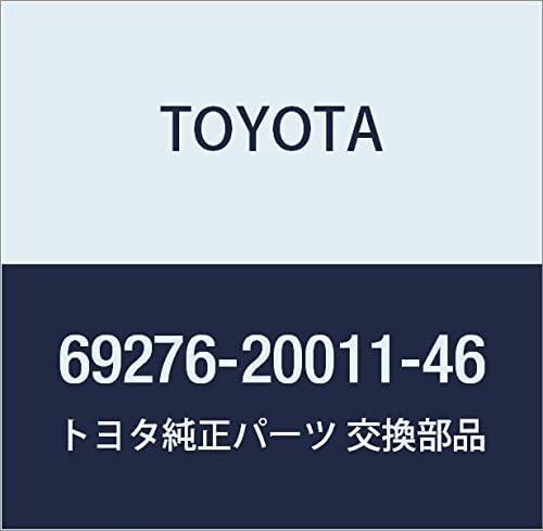 Genuine Toyota 69276-20011-46 Door Handle Bezel