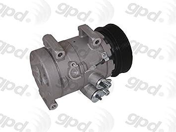 Mundial partes distribuidores 6512357 nueva Compresor y embrague: Amazon.es: Coche y moto