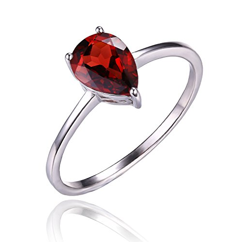 JewelryPalace Womens Natural Birthstone Sterling product image