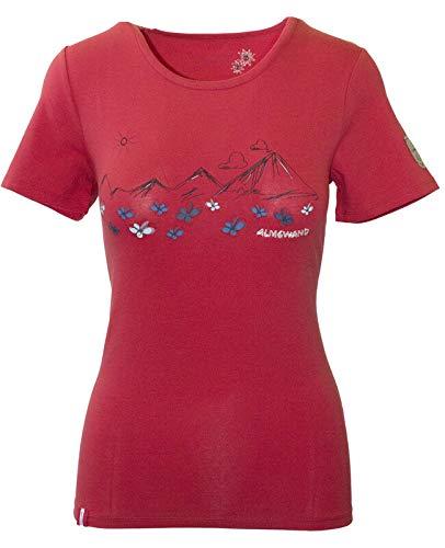 Almgwand Damen Panoramaalm T-Shirt Funktionsshirt NEU
