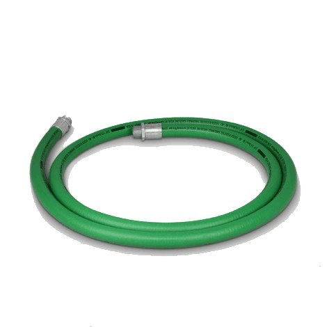 3/4 X 10' GREEN FLEXSTEEL HOSE - 20022119