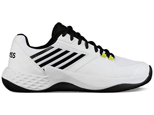 Bianco neon Tennis Scarpe Performance 124m Uomo Aero K white Yellow Court black Hb Da swiss 0zCqa7
