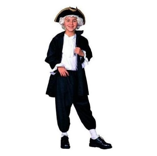 RG Costumes George Washington, Child Medium/Size 8-10 (Colonial Day Costumes)