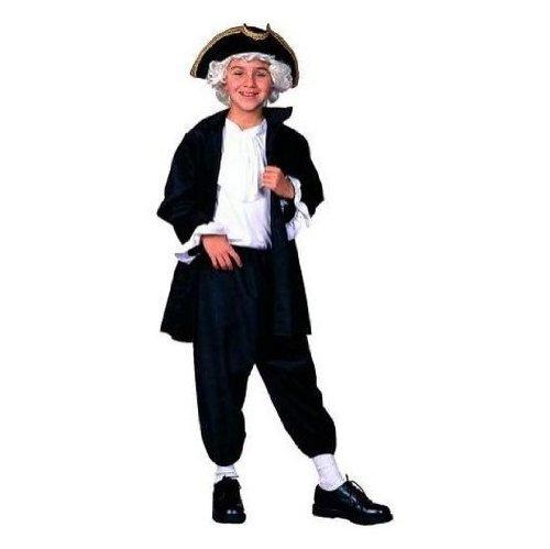 RG Costumes George Washington, Child Medium/Size 8-10 (Colonial Costume Boy)