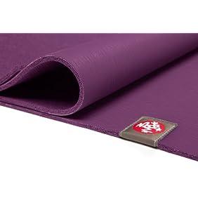 Manduka eKO Long Yoga Mat, Acai, 5mm