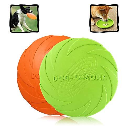 🥇 Perros interactivos Frisbee