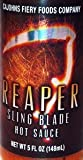 Reaper Sling Blade Hot Sauce - Made with the Carolina Reaper!