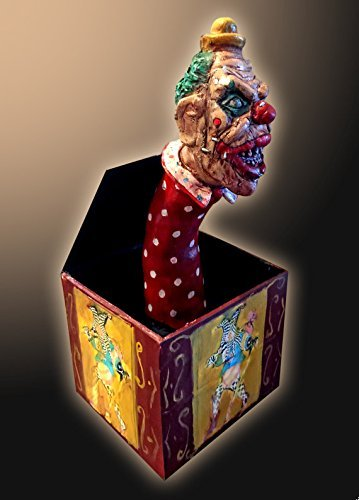 Demonic Toys Jack Attack Resin Statue -