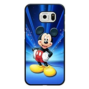 Iphone4/4S Case, Customized Black Hard Plastic Iphone4/4S Case, Disney Cartoon Mickey Mouse Iphone4/4S Case