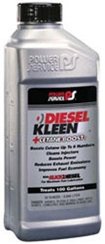 Power Service® Diesel Kleen +Cetane Boost Fuel Additive (32 oz.)